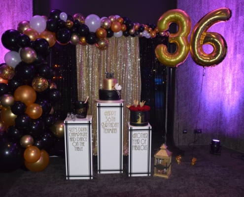 36th Birthday Party